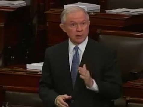 Sen Sessions: Move Secret Fiscal Negotiations 'Out Of The Shadows'