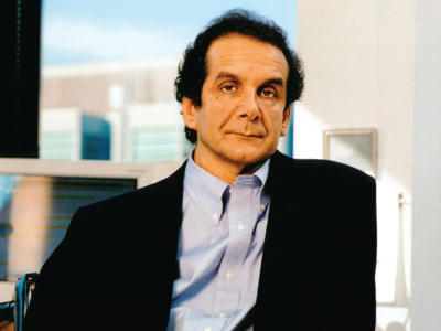 Krauthammer On Fiscal Cliff: 'Robert E. Lee Was Offered Easier Terms At Appomattox'