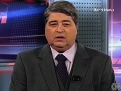 Brazilian Hostage Situation Brokered By News Anchor On Live TV