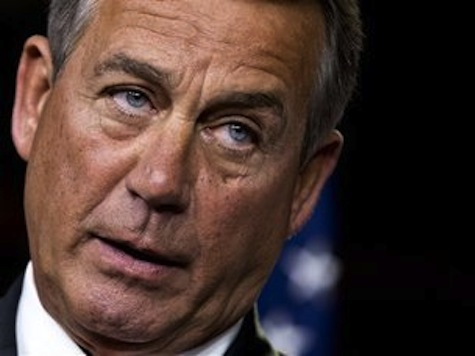 GOP Lawmakers Send 'Fiscal Cliff' Counter-Offer To WH