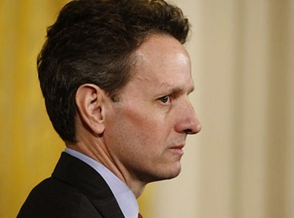 Geithner: US Economy 'Looking Quite Resilient'