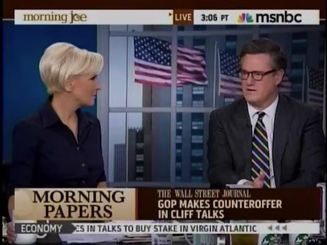 Morning Joe: When Does Obama Realize He Should Step Up?