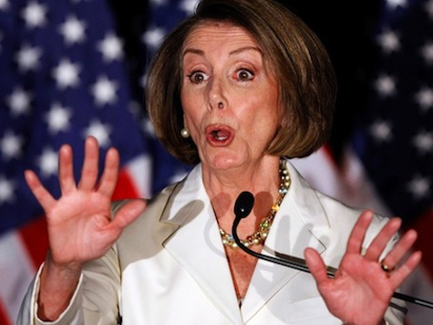 Pelosi: Fiscal Talks 'Ought Not Be About Tactics'