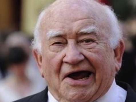 Ed Asner Asks Hannity Producer If He Can 'Piss' On Him