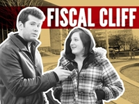 Crowder Takes On Fiscal Cliff