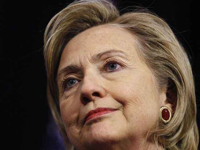 Clinton: No Easy Answers On Syria