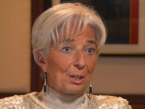 International Monetary Fund Says 'Zero' US Growth Without Deal