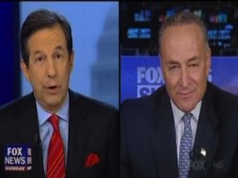 Chris Wallace Grills Sen. Schumer: 'What Are You Guys Willing To Put On The Table?'