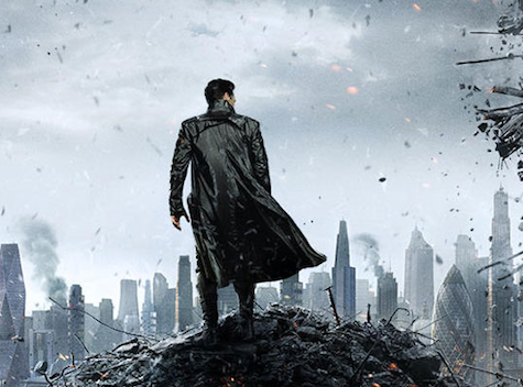 'Star Trek: Into The Darkness' Trailer