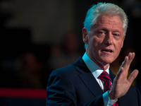 Bill Clinton: White Americans Without H.S. Diplomas Are 'Dying Of A Broken Heart'