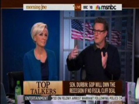 Scarborough: 'Conservatism Is A Racket For A Lot Of People To Get Very, Very Rich'