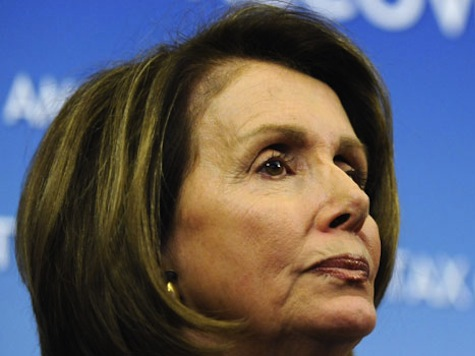 Pelosi: GOP cuts a 'blueprint for a second-rate nation'