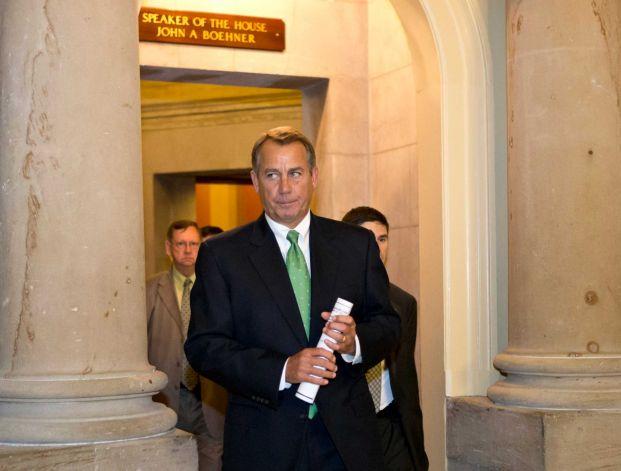 Boehner: Obama Not Meeting Promises on Cliff