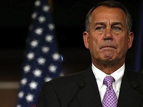 Boehner To Breitbart News: There Is No Purge List