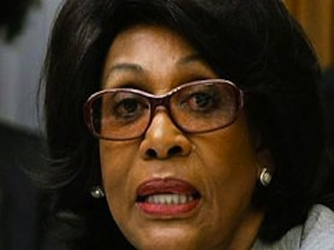 Rep. Maxine Waters: Poor White Voters Brainwashed By 'Right-Wing'