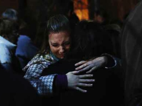 Colorado Shooting Victims Reach Out To Those Grieving In Connecticut