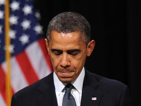 President Obama Speaks At Newtown CT Prayer Vigil