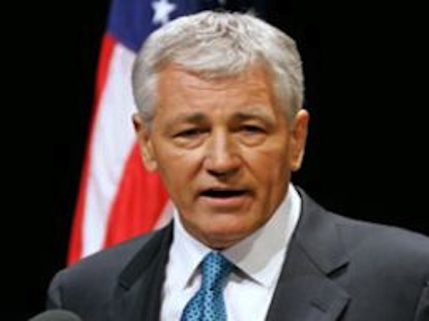 WATCH: Chuck Hagel's '09 Anti-Israel Address
