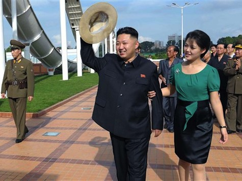 N. Korea's First Lady Pregnant?