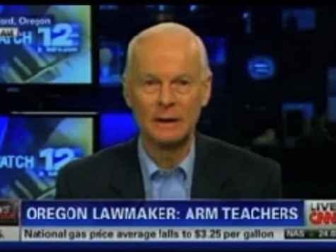 State Rep Makes Case For Conceal Carry In Schools