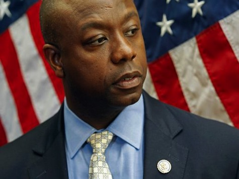 Tim Scott Becomes South Carolina's First Black Senator