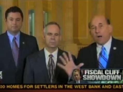 GOP Congressman Afraid Boehner Will Fall Into Same 'Trap' Reagan, HW Bush Did On 'Cliff' Deal