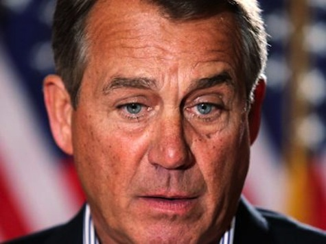 Boehner Hopes Obama 'Gets Serious' On Fiscal Cliff