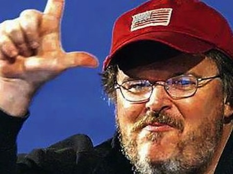 Michael Moore: 'Guns Don't Kill People! Americans Kill People!'