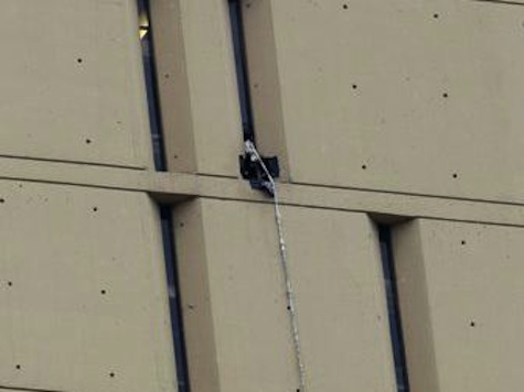 Prisoner Uses Bedsheet Rope To Escape 15 Story Facility