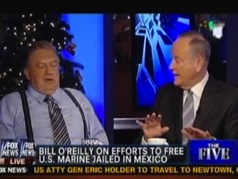 O'Reilly, Beckel Duel On 'The Five'