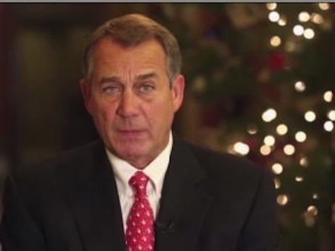 Boehner: 'Hope Springs Eternal' For Fiscal Deal