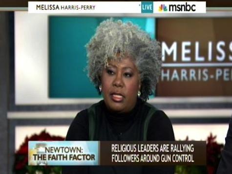 MSNBC: Racial Divide Center Of Gun Control Debate