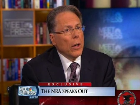 Watch NBC's Full 23 Minute Interview With NRA Chair Wayne LaPierre