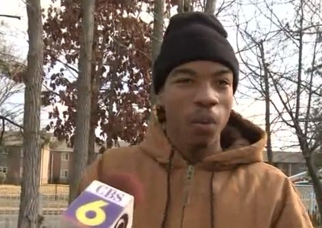 Teen Christmas Hero Runs Into Burning Building, Save Residents