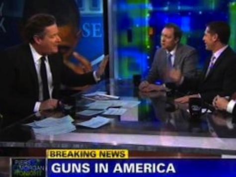CNN's Morgan Gives Screaming Rant Demanding Dialogue Be Civil
