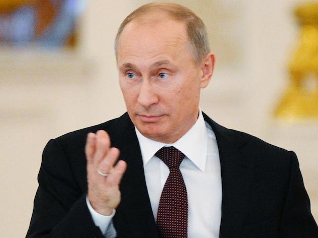 Putin Says He Will Sign Anti-US Adoptions Bill