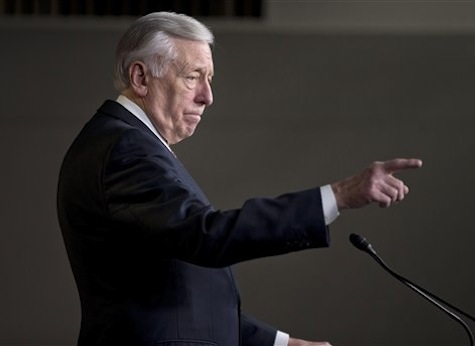 Hoyer: People Should Be Upset With Congress