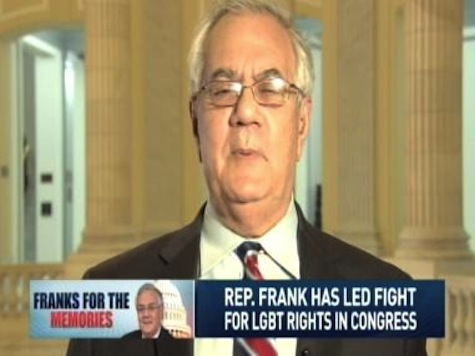 Barney Frank: GOP Convinced Hispanics, Blacks Not To Talk To 'Gay People'