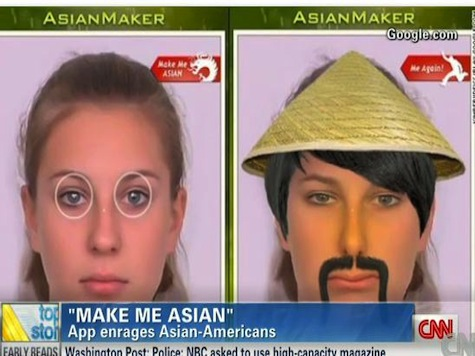 Groups Petition For Removal Of 'Make Me Asian' Google App