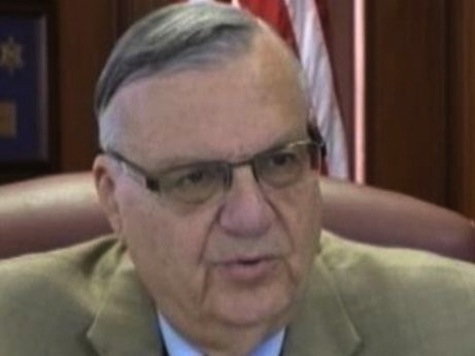 Sheriff Arpaio Plans To Use Armed Volunteer 'Posse' To Patrol Local Schools