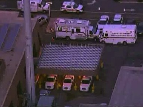 Police Officers Shot Inside New Jersey Police Station