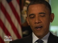 David Gregory Wishes For Obama's 'Lincoln Moment'