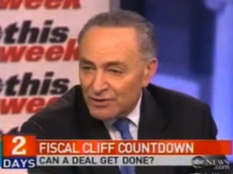 Sen. Schumer Challenged On His Tax Rate Hypocrisy