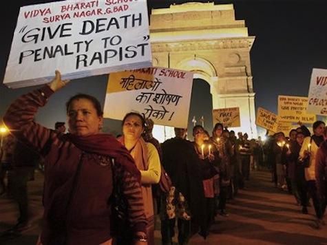 India Rapists Face Death Penalty