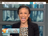 MSNBC Host Thinks Calling Romney 'Negro' Is Hilarious