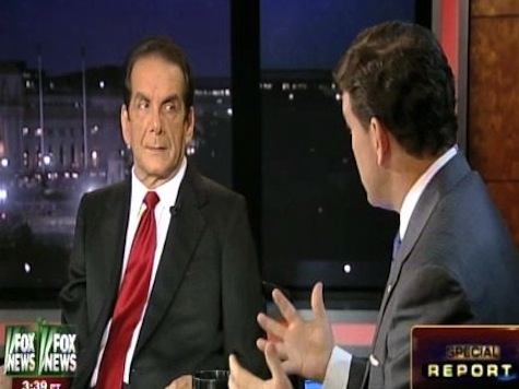 Krauthammer Smacks Down Obama Presser