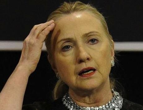 Clinton's Blood Clot Close To Brain