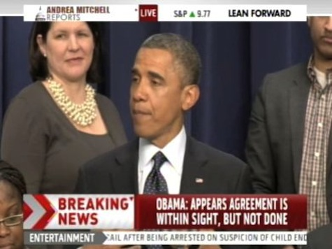 Obama Presser: More Tax Hikes