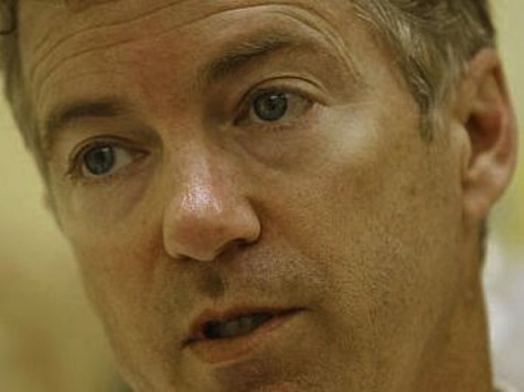 Sen Paul On Cliff Bill: 'I Was Told It Was Online At 1:36 AM. We Voted At 1:39 AM'