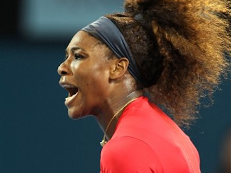 Serena Williams Opens 2013 With Win
